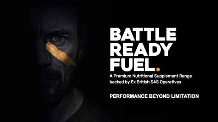 Battle Ready Fuel Website